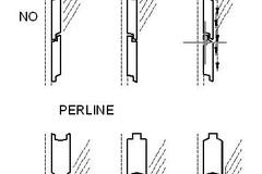 Vorrei rivestire con delle perline una parete quale tipo di legno mi consiglia la disposizione - Rivestire parete con legno ...