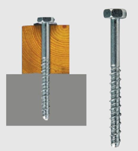 Che tipo di connettori possibile utilizzare per il - Come trattare il legno per esterno ...