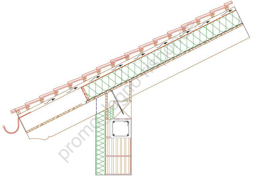 Devo realizzare un tetto a vista in legno come posso for Tetti in legno particolari costruttivi